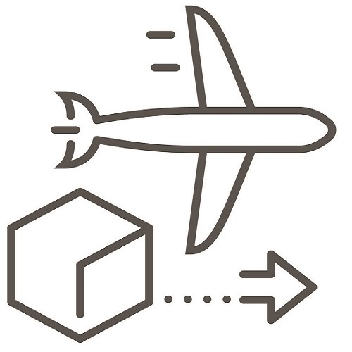 Shop Online - Air Freight Consolidation